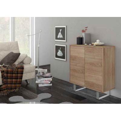 Mueble Aparador Cambrian 2 Puertas 1 Estante 67200