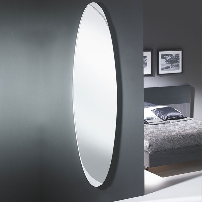 Espejo Ovalado Vestidor 174 x 45 cm